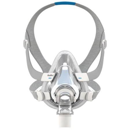 ResMed AirTouch F20 Full Face CPAP Mask with Headgear Large