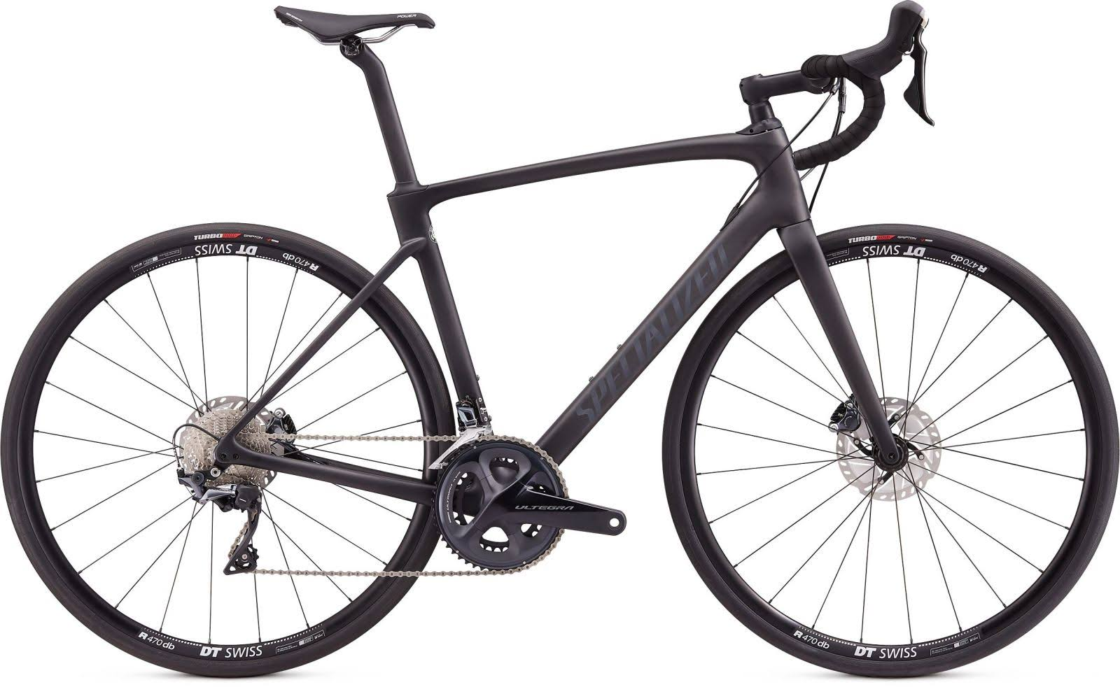 Specialized Roubaix Comp 2020 Road Bike - Carbon/Black