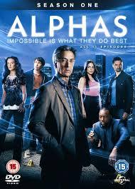 Alphas Season 1-Alphas 1