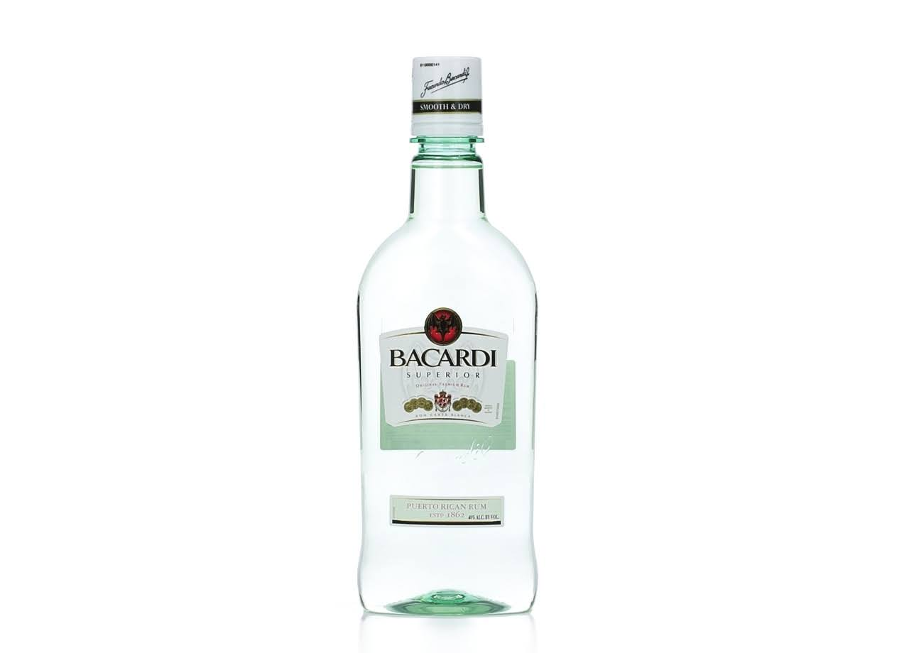 Bacardi Superior Rum - 750ml