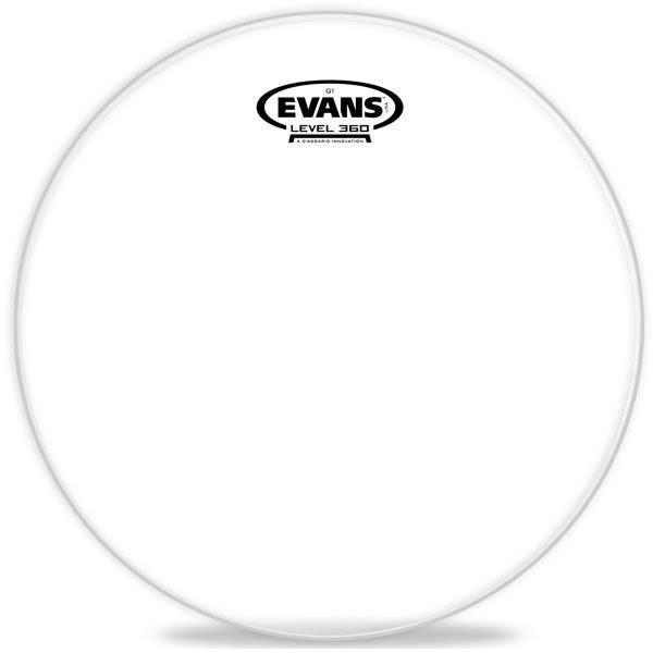Evans G1 Clear Drum Head - 16""