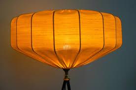 Photographers Tripod Floor Lamp by Vintage Italian Cocoon Tripod Floor Lamp For Sale At Pamono