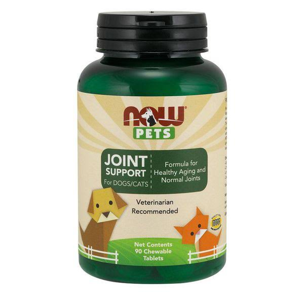 Now Foods Pets Joint Support - 90 Chewable Tablets