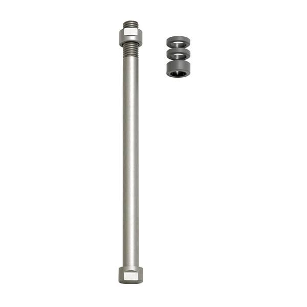 Tacx T1710 E Thru Rear Trainer Axle Skewer - M12 x 1.5mm