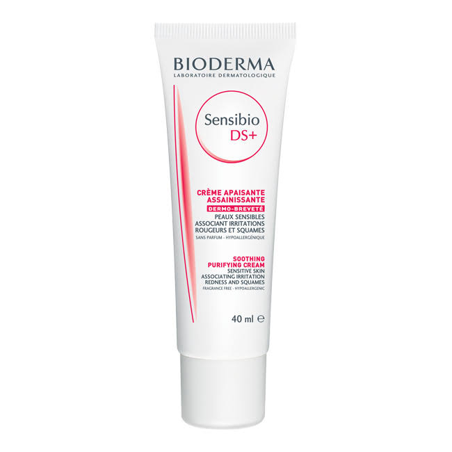 Bioderma Sensibio DS+ Soothing Cream 40ml