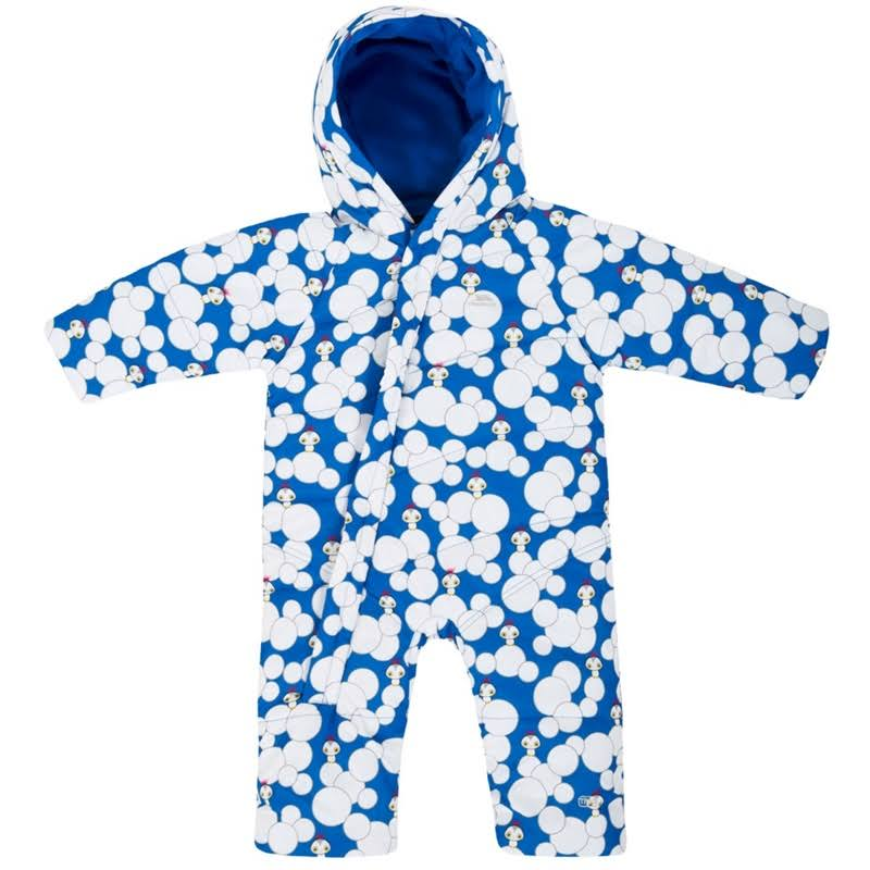 Trespass Theodore Babies Snowsuit 12 - 18 Months Blue