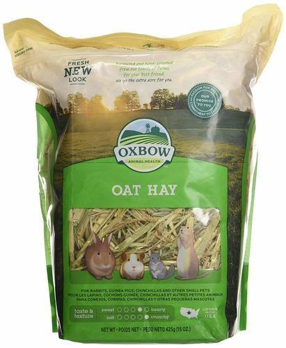 Oxbow Animal Health Oat Hay - 15 oz