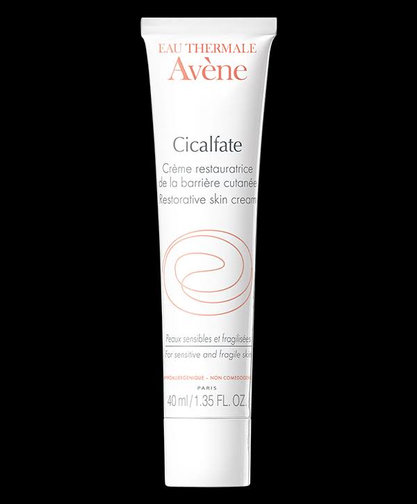 Avene Cicalfate Repair Cream - Sensitive and Irritated Skin, 40ml