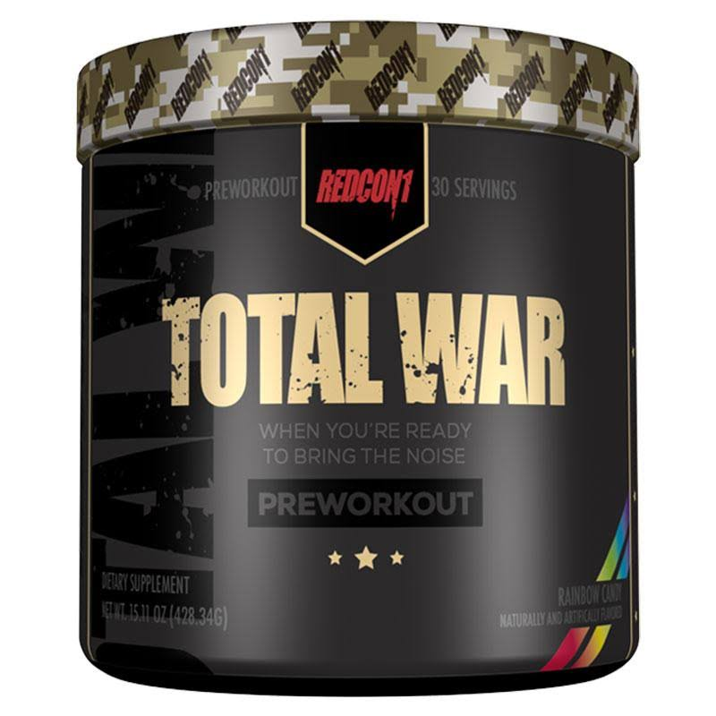 Redcon1 Total War Rainbow Candy - 30 Servings