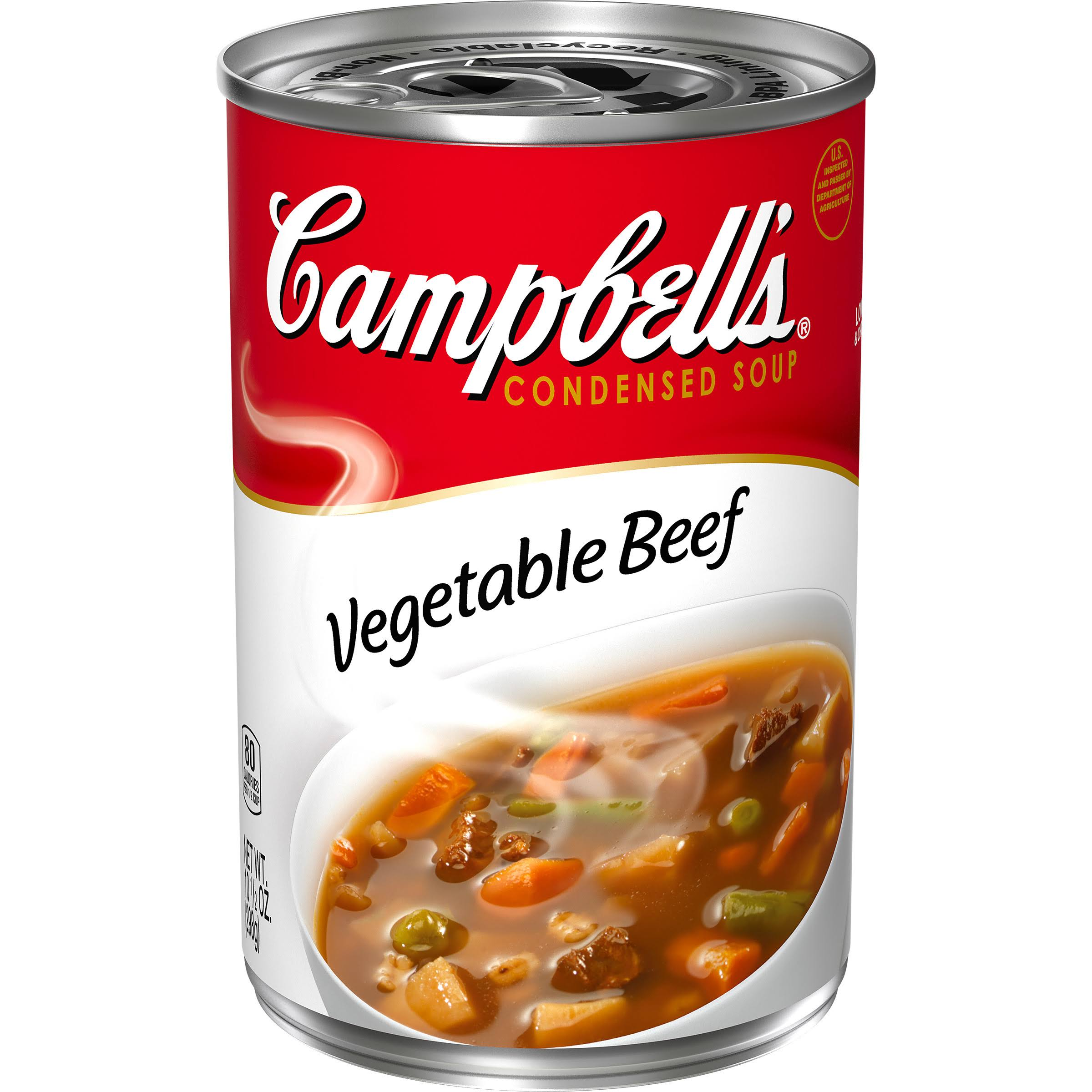 Campbell's Vegetable Beef Condensed Soup - 10.5oz