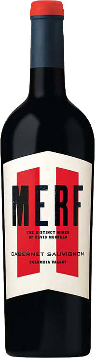 Merf Cabernet Sauvignon Columbia Valley 2016 750ml