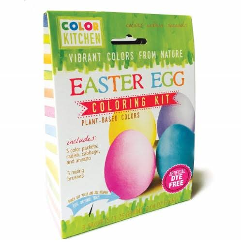 Colorkitchen Easter Egg Coloring Kit - 1.25g