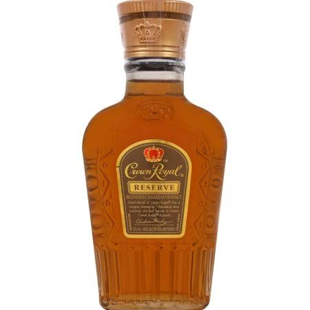 Crown Royal Special Reserve Canadian Whisky - 375 ml bottle