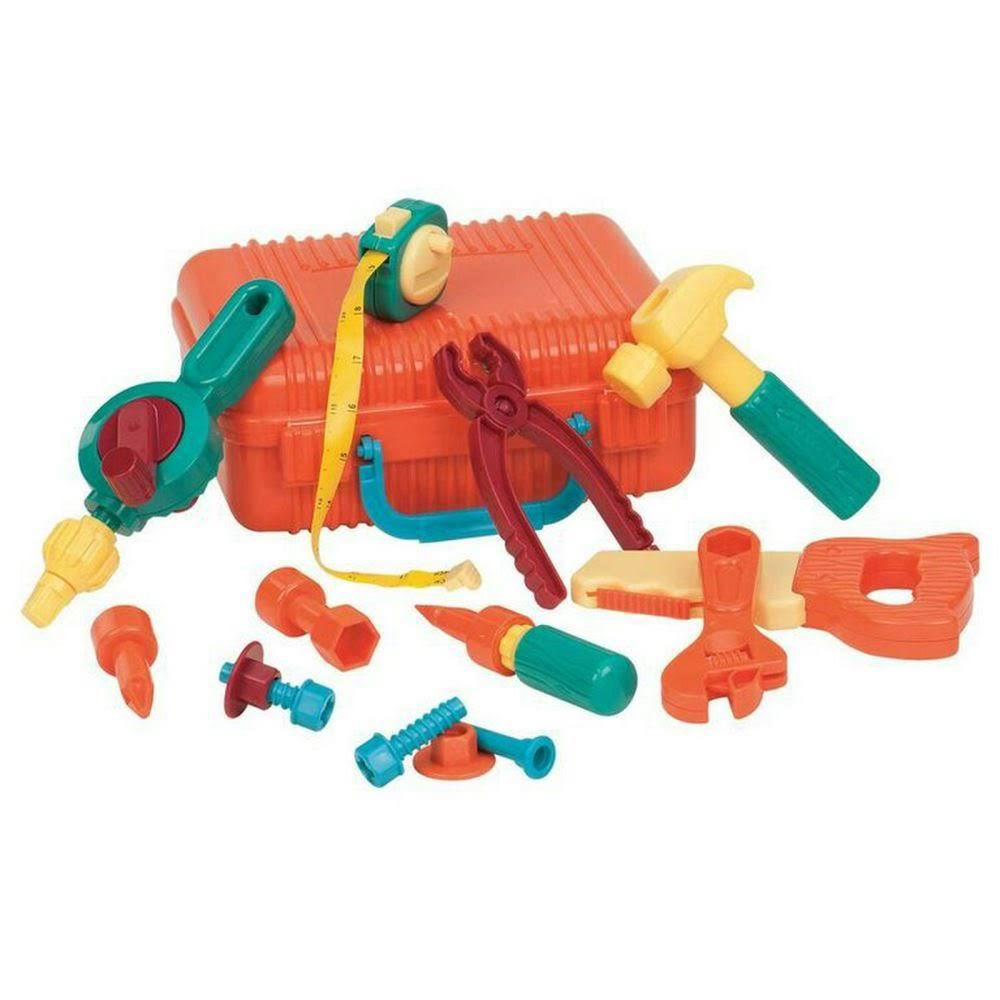 Battat Contractors Tool Play Kit