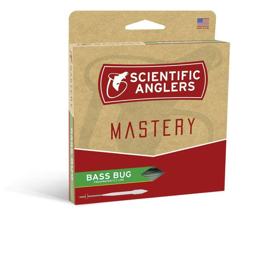 Scientific Anglers Mastery Bass Bug Fly Line