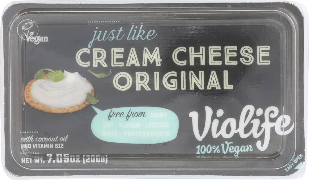 VIOLIFE: Just Like Cream Cheese Original, 7.05 oz