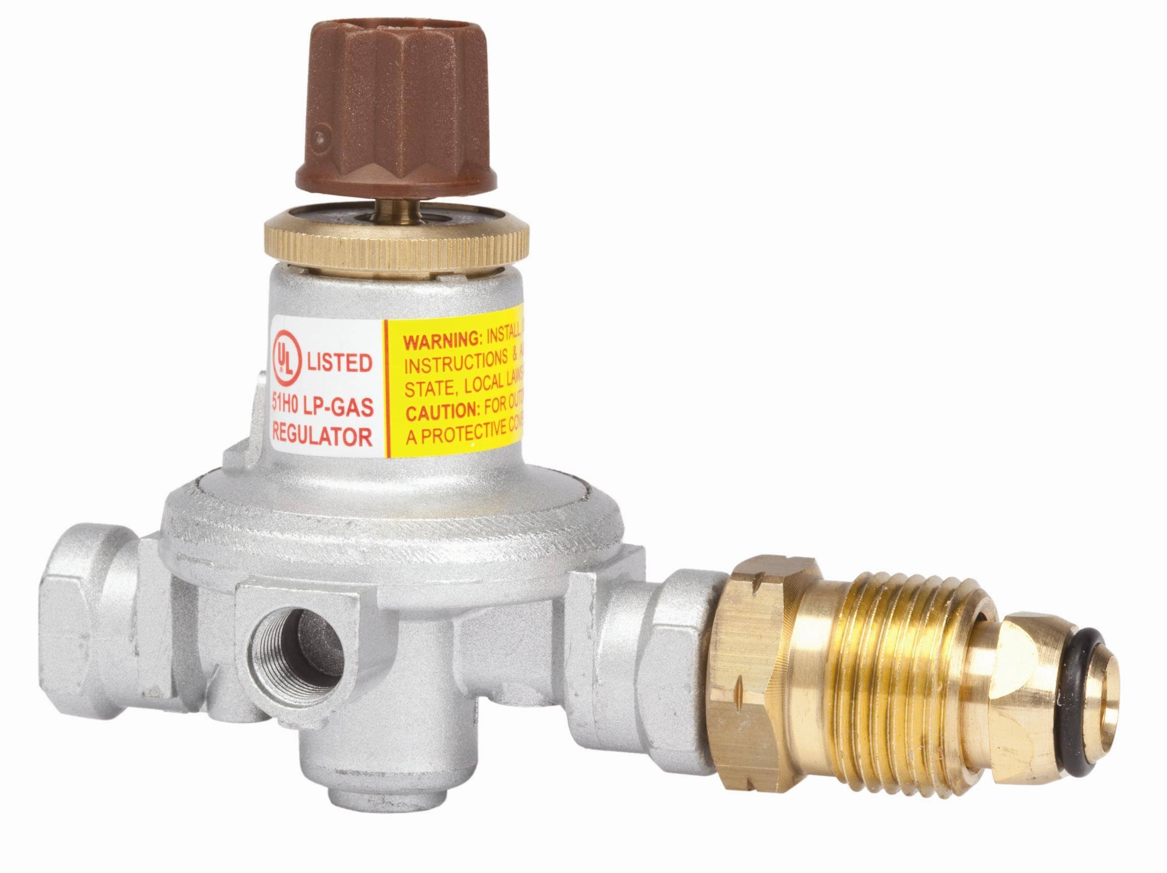 Mr. Heater High Pressure Propane Gas Regulator