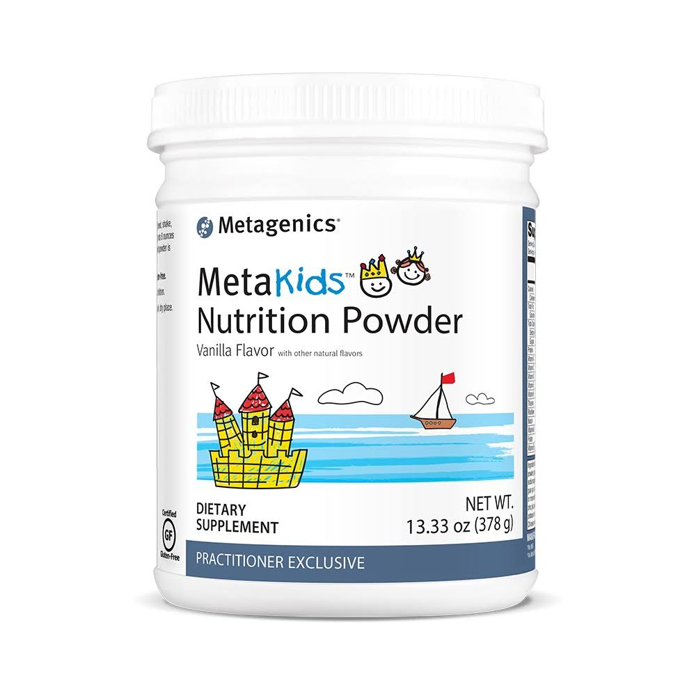 Metagenics MetaKids Nutrition Powder - Vanilla
