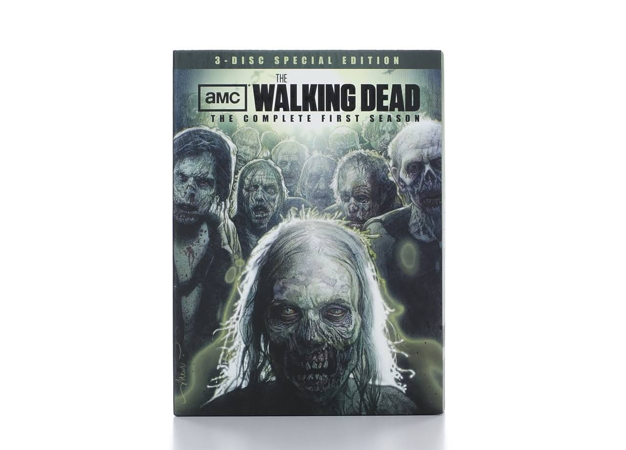 The Walking Dead: The Complete First Season - DVD