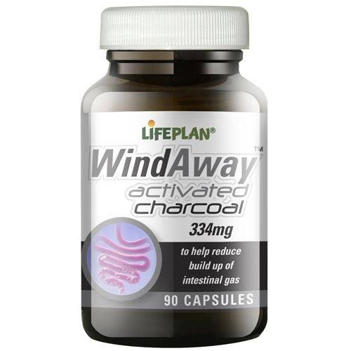 Lifeplan Windaway (Activated Charcoal) 90 Capsules