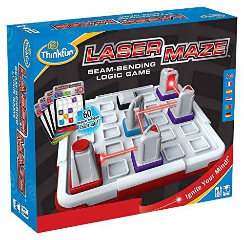 Think Fun Laser Maze Beam Bending Logic Game