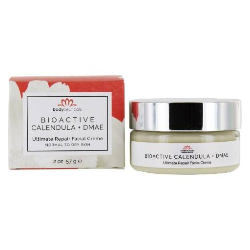 Bodyceuticals Bioactive Calendula Plus DMAE Ultimate Face Cream - 2oz