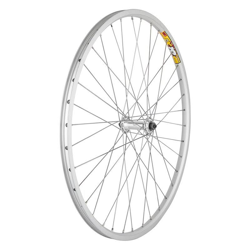 Wheel Master Wheel Front - Alloy Silver Hub, 36H, 26""