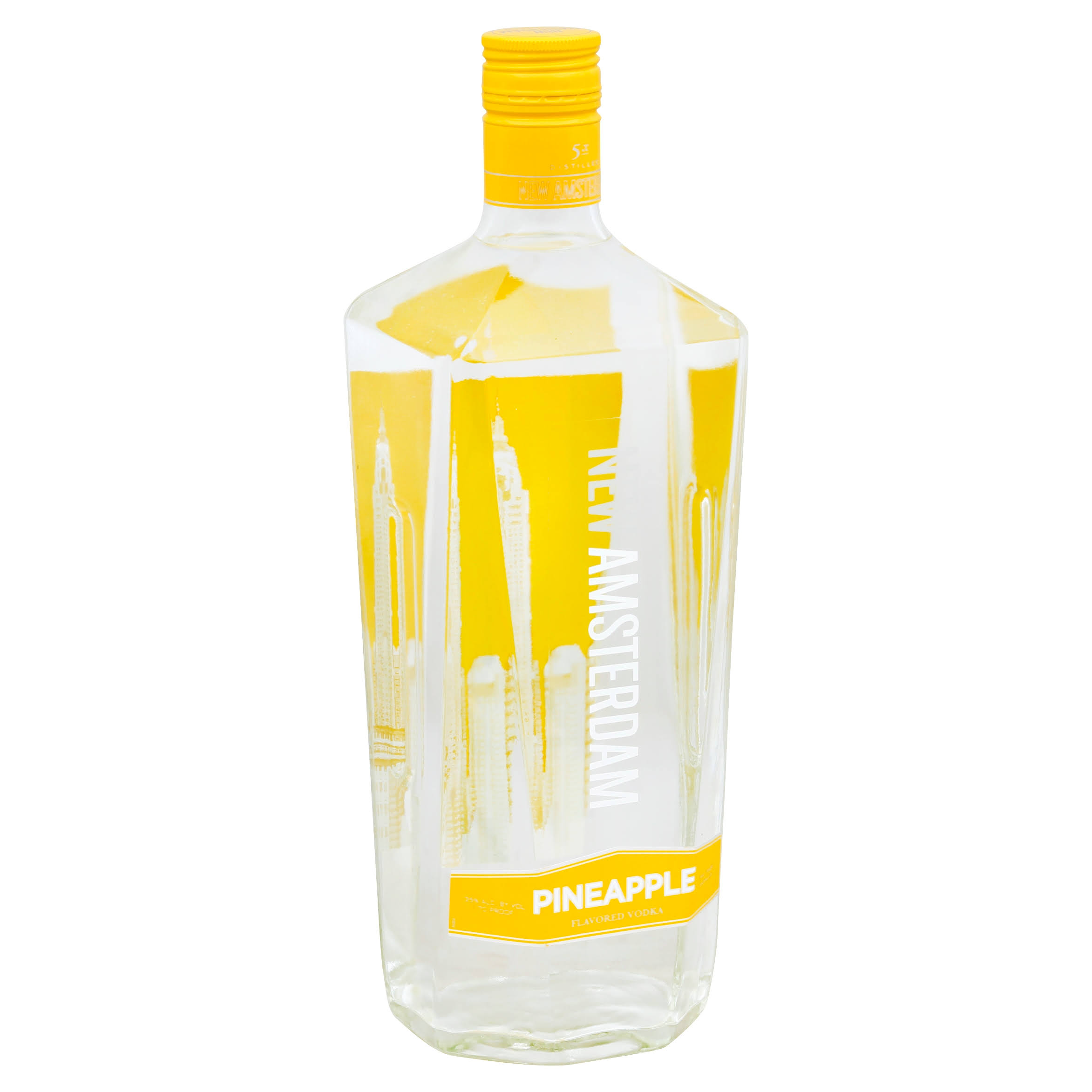 New Amsterdam Pineapple Vodka - 1.75 L bottle