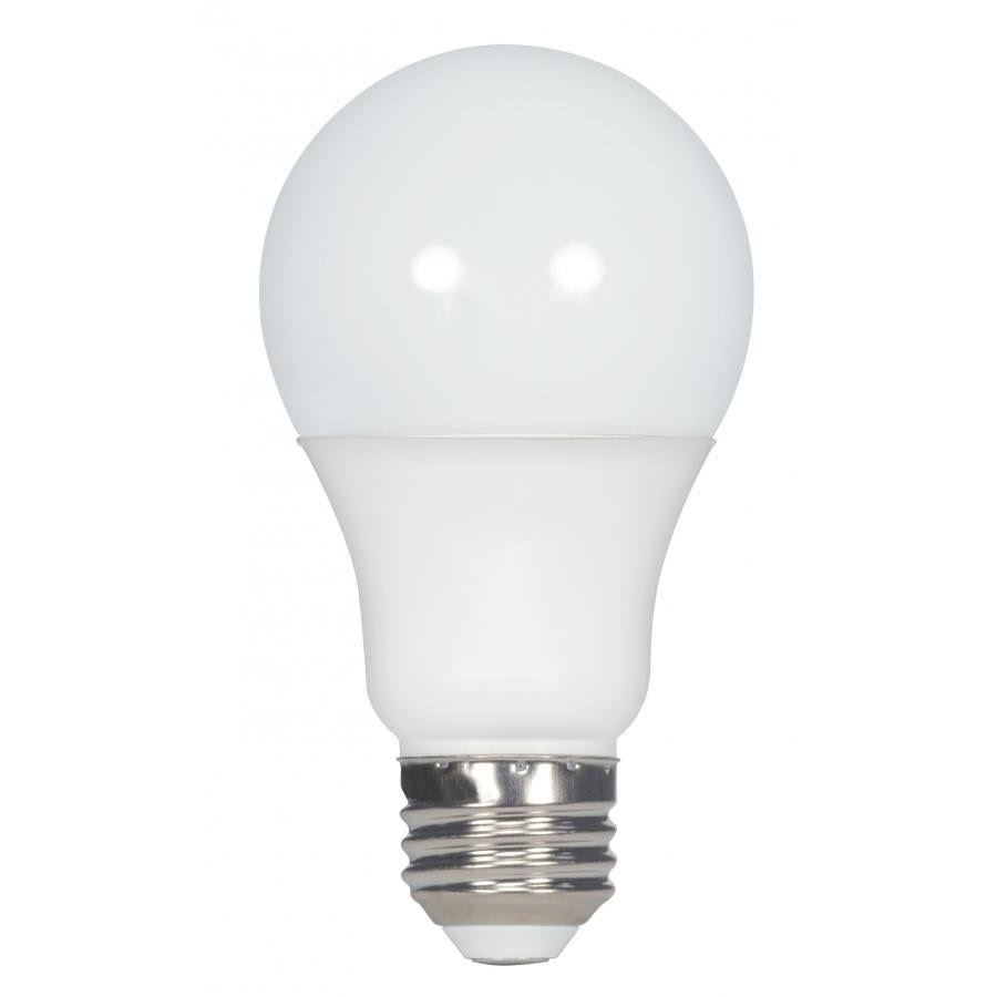 Satco A19 Medium Dimmable LED Light Bulb - 11W