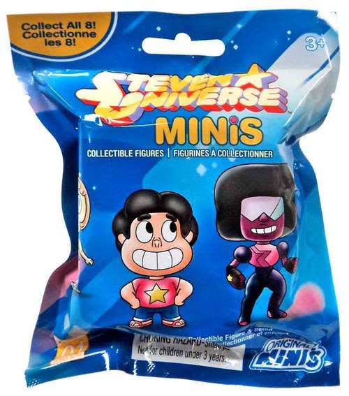 Original Minis Series 1 Steven Universe Mini Figure Mystery Pack