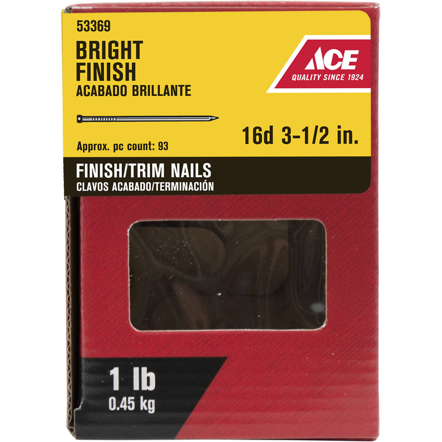 Ace Finish NAIL16D3.5 inch1#