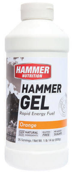 Hammer Nutrition Complex Carbohydrate Energy Gel - Orange, 650ml