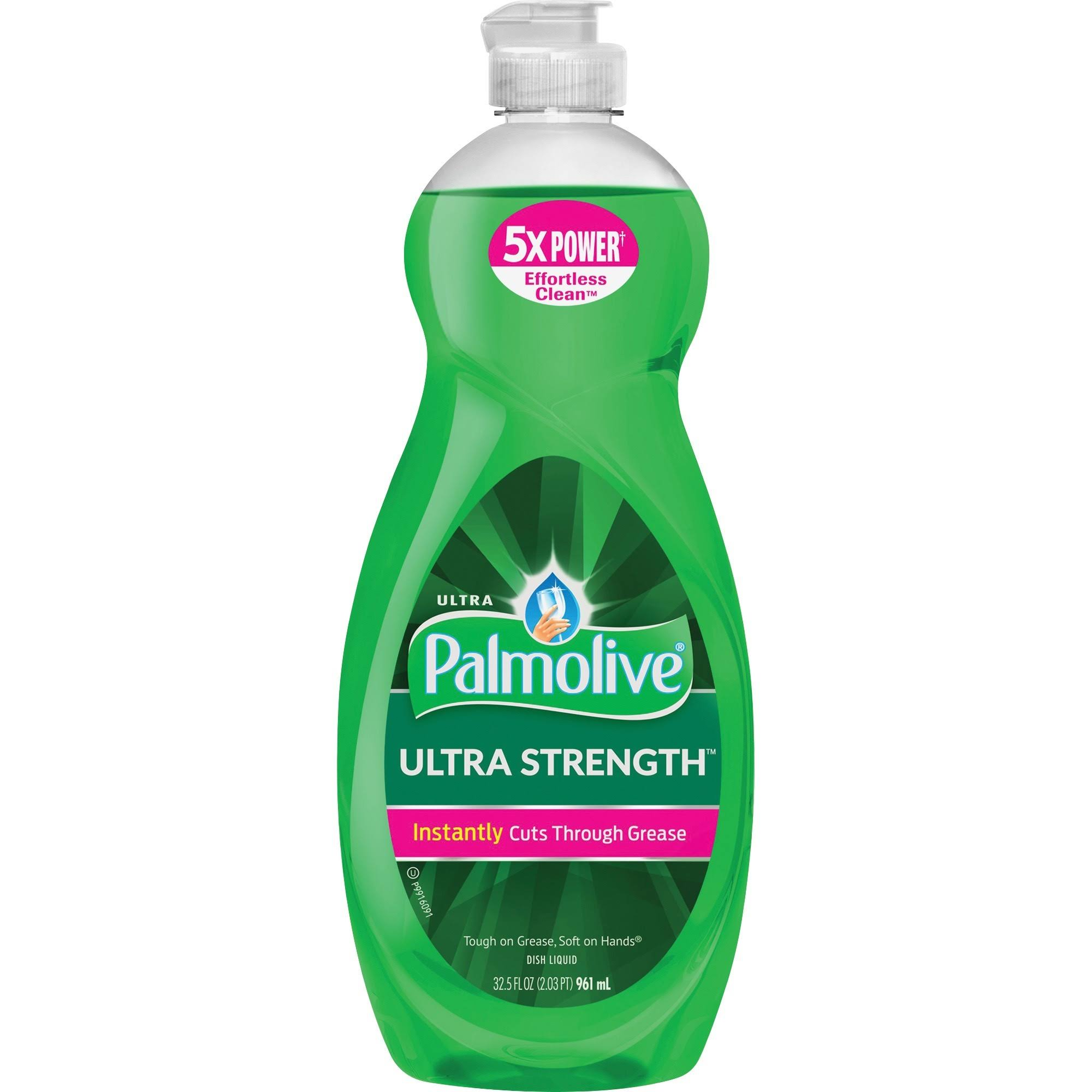 Palmolive Ultra Strength Dish Liquid - 32.5oz