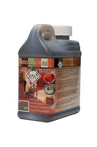 Saman TEW-010-32 Interior Water Based Stain for Fine Wood, Whole Wheat