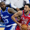 Philadelphia 76ers give Los Angeles Lakers a taste of what an NBA ...