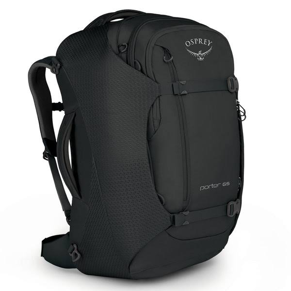 Osprey Packs Porter 65 Travel Backpack - Black