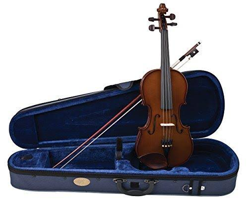 Stentor 1400 Full Size 4/4 Student Violin Outfit - with Case and Bow