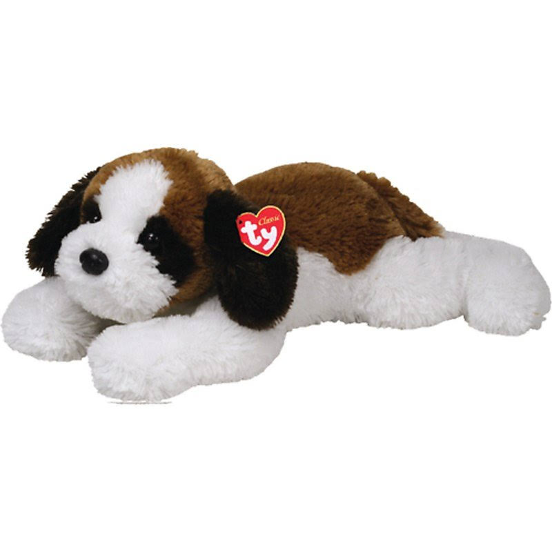 Ty Classics Yodeler Floor Plush Dog Toy - 38cm
