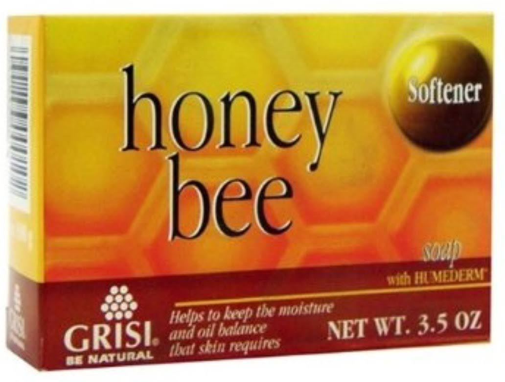 Grisi Honey Bee Soap with Humederm - 3.5oz