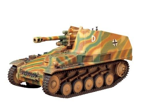 Tamiya 35200 German Self Propelled Howitzer - Wespe