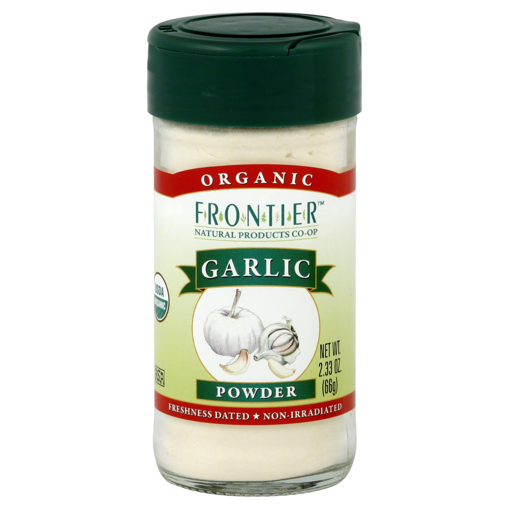 Frontier Organic Garlic Powder - 2.33oz