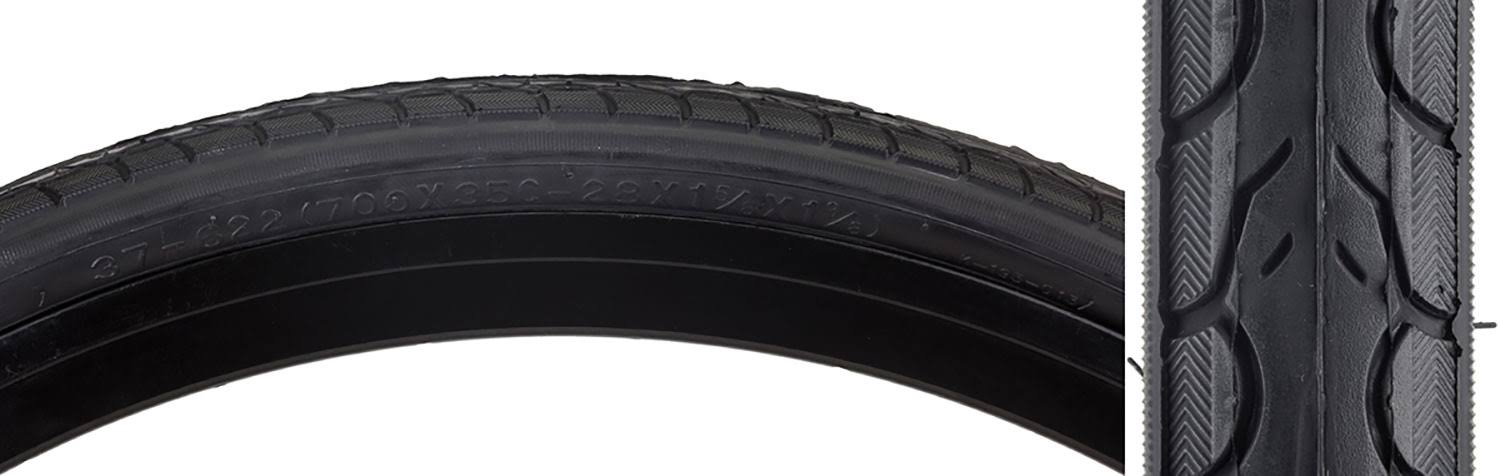 Sunlite Hybrid and Touring Kwest Tires - Black, 700c x 35mm