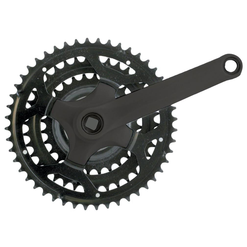 Sunlite Steel Triple Crankset - 170mm