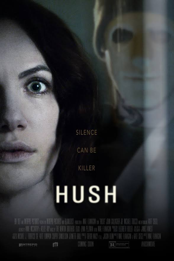 Hush (2016) 720p BluRay 700 MB