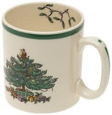 Christmas Tree Amazon Prime by Amazon Com Spode Christmas Tree Dinner Plate Plates