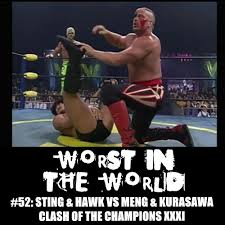 Halloween Havoc 1996 Intro by The Wrestling Section Worst In The World Sting U0026 Hawk Vs Meng