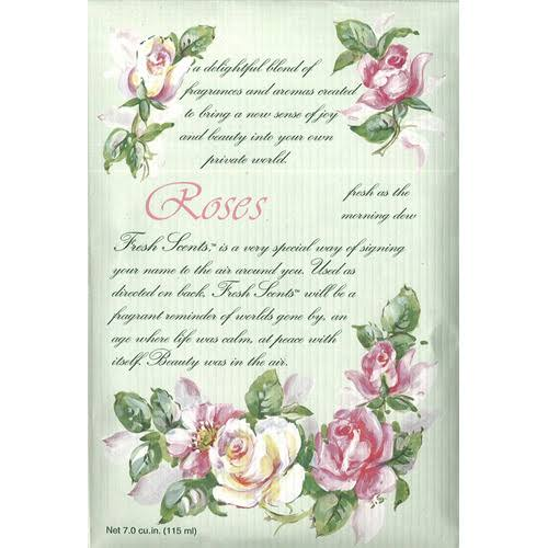 Willowbrook Fresh Scents Sachets - Rose, 6pk