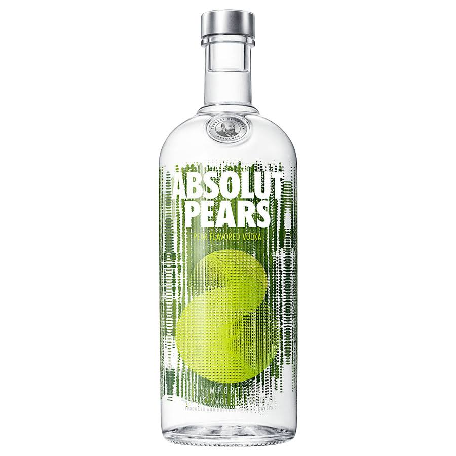 Absolut Pears Vodka - 1L