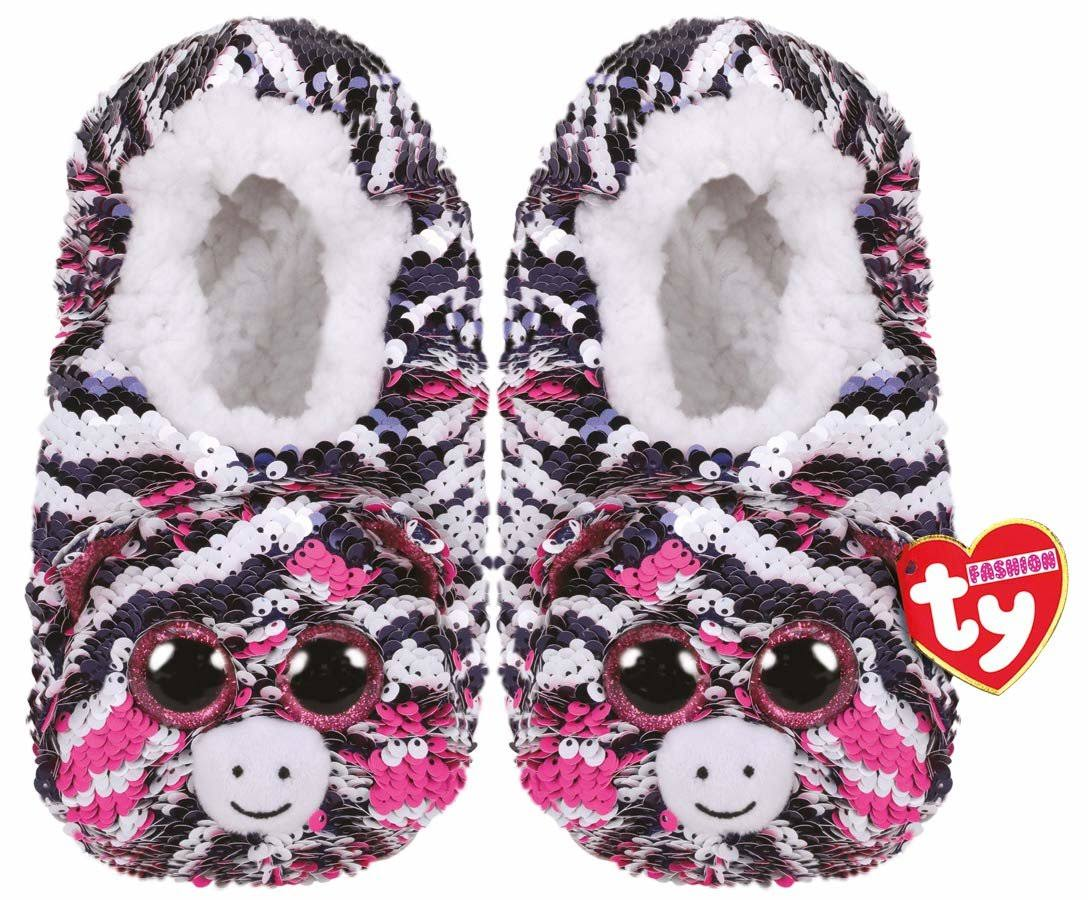 Ty Zoey - Sequin Slippers LRG