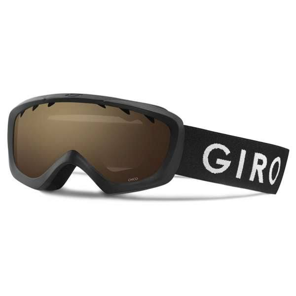 Giro Chico Ski Sunglasses - Black Zoom